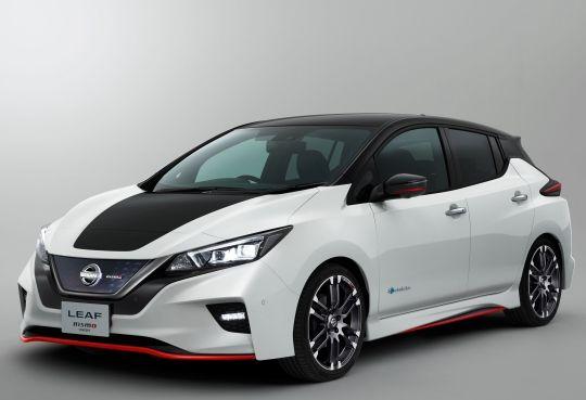 Nissan Leaf import Nismo Concept