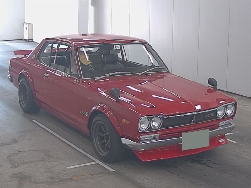 1972 GT-R KPGC10 right front