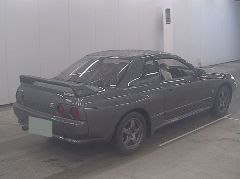 1990 Nissan Skyline R32 GTR NISMO 6