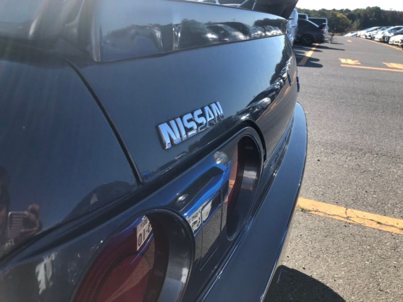 1990 Nissan Skyline R32 GTR NISMO boot rear