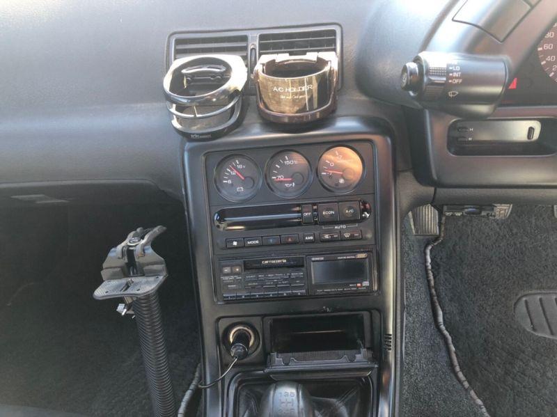 1990 Nissan Skyline R32 GTR NISMO centre console