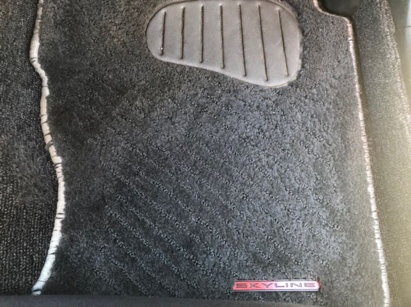 1990 Nissan Skyline R32 GTR NISMO floor mat
