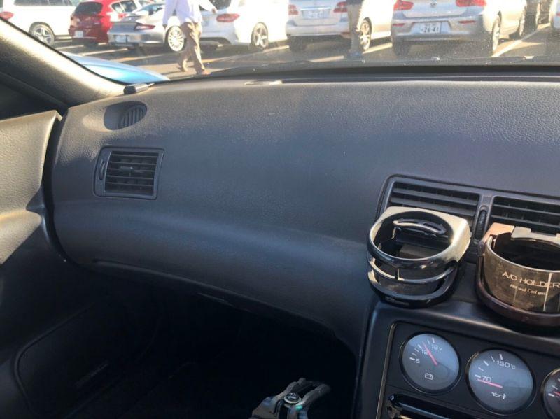 1990 Nissan Skyline R32 GTR NISMO left dash