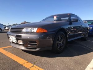 1990 Nissan Skyline R32 GTR NISMO left front side