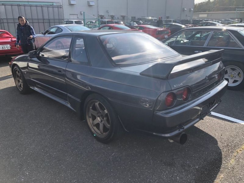 1990 Nissan Skyline R32 GTR NISMO left rear