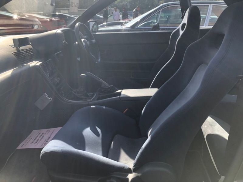 1990 Nissan Skyline R32 GTR NISMO passenger seat