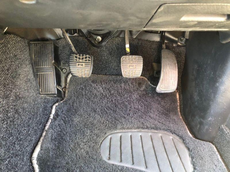 1990 Nissan Skyline R32 GTR NISMO pedals