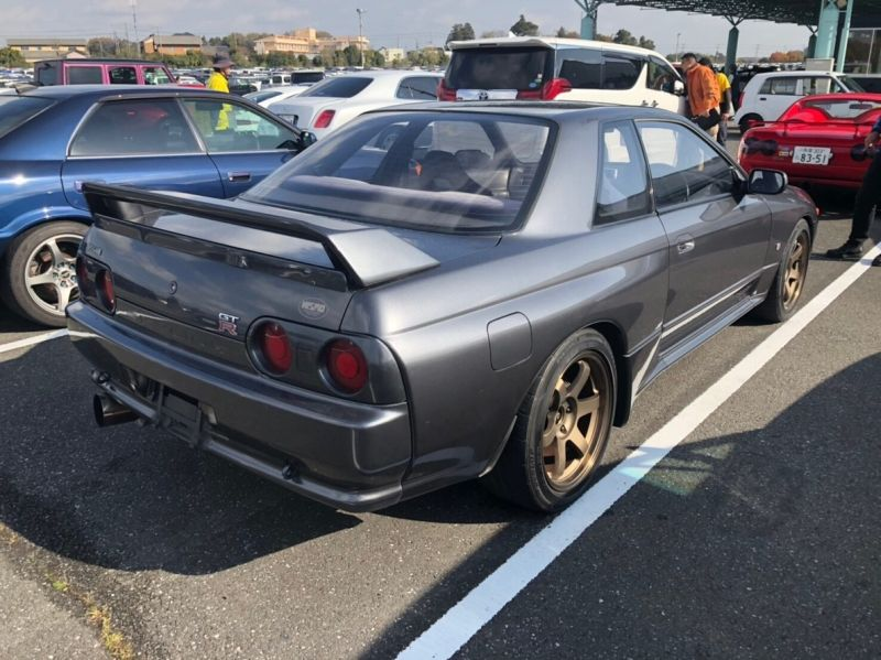 1990 Nissan Skyline R32 GTR NISMO right rear