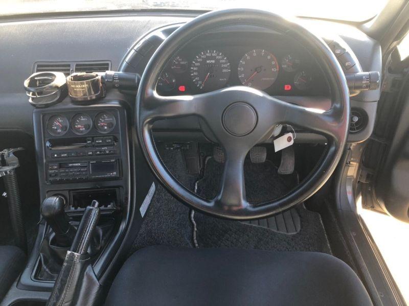 1990 Nissan Skyline R32 GTR NISMO steering wheel 4