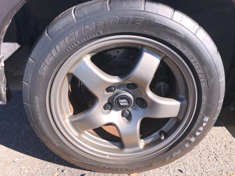 1990 Nissan Skyline R32 GTR NISMO wheel 1