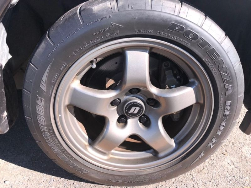 1990 Nissan Skyline R32 GTR NISMO wheel 2