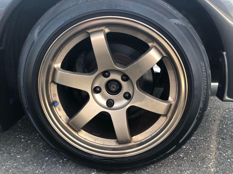 1990 Nissan Skyline R32 GTR NISMO wheel