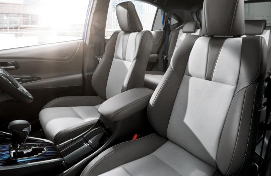 Toyota Harrier Style Ash '06.2016–17 seats