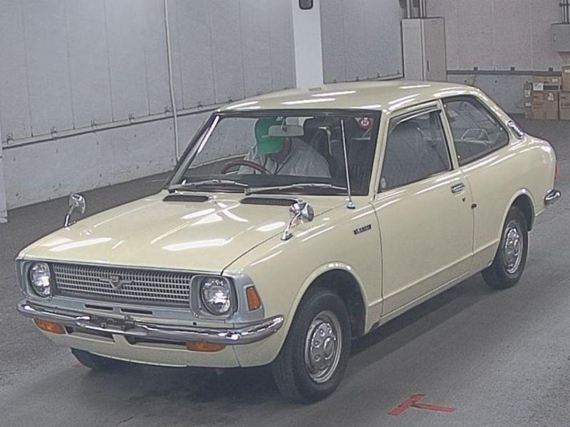 1970 Toyota Corolla KE20 04