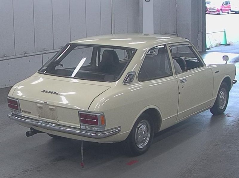1970 Toyota Corolla KE20 05