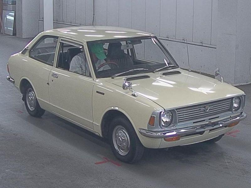 1970 Toyota Corolla KE20 06
