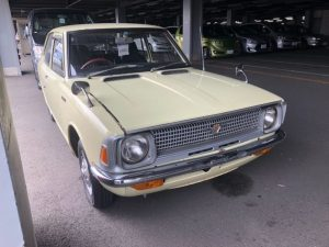 1970 Toyota Corolla KE20 08