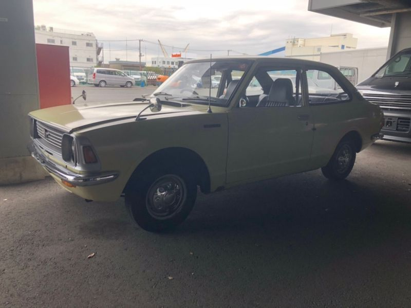 1970 Toyota Corolla KE20 09