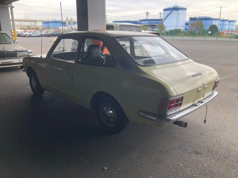 1970 Toyota Corolla KE20 11
