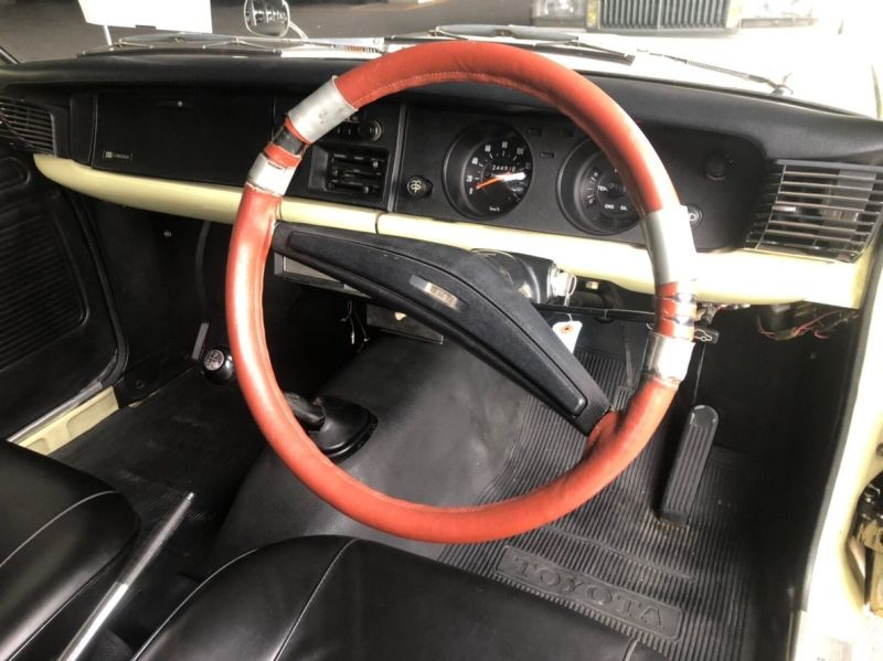 1970 Toyota Corolla KE20 14