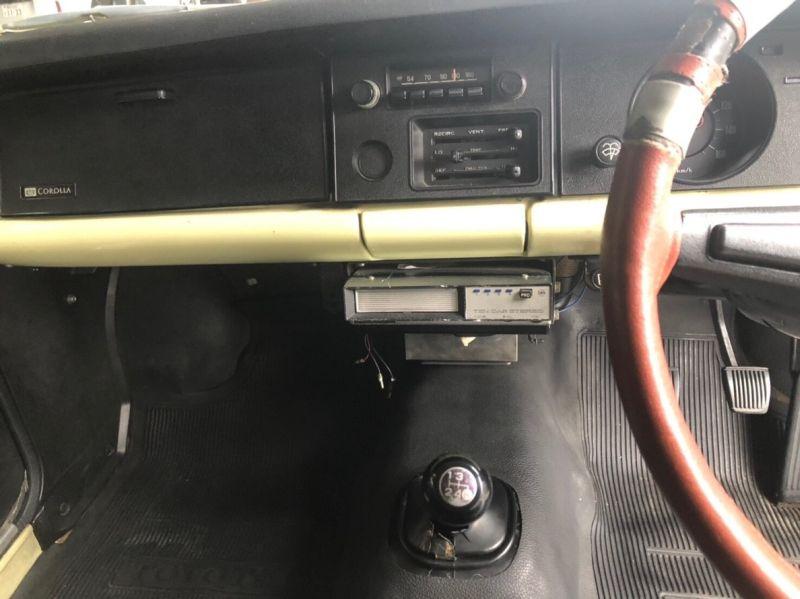 1970 Toyota Corolla KE20 17