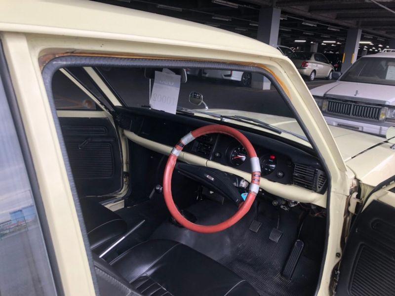 1970 Toyota Corolla KE20 21