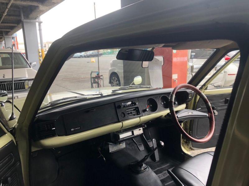1970 Toyota Corolla KE20 22