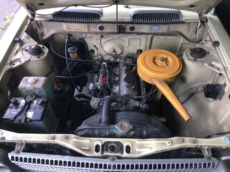 1970 Toyota Corolla KE20 42