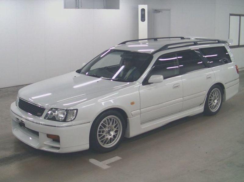 1998 Nissan Stagea 260RS AUTECH 10