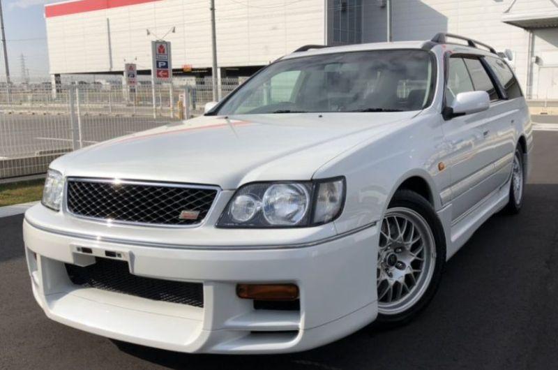 1998 Nissan Stagea 260RS AUTECH 12
