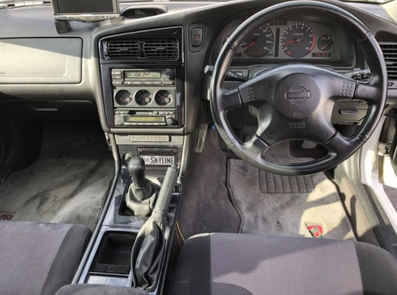 1998 Nissan Stagea 260RS AUTECH 15