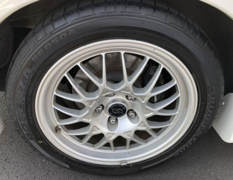 1998 Nissan Stagea 260RS AUTECH wheel
