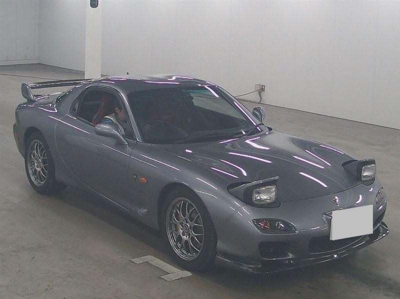 2002 Mazda RX-7 Spirit R Type A 1