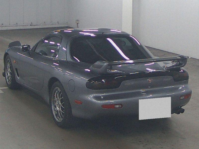2002 Mazda RX-7 Spirit R Type A 2