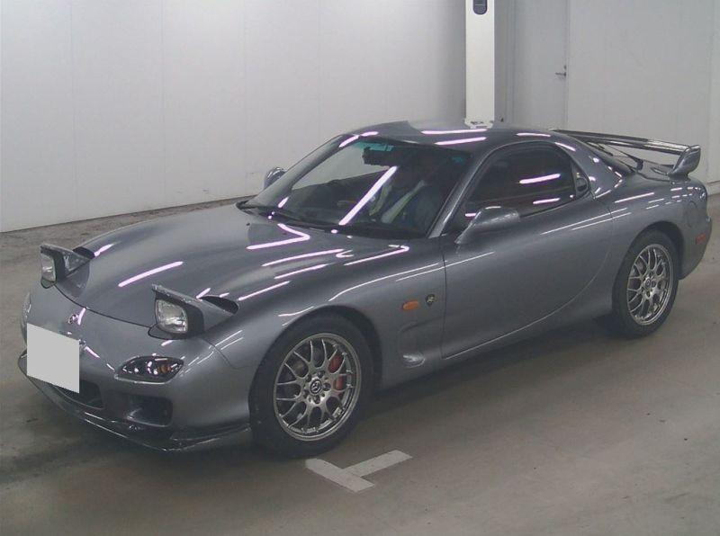 2002 Mazda RX-7 Spirit R Type A 5