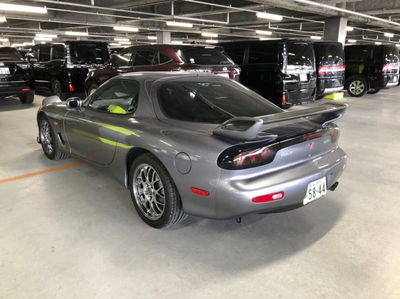 2002 Mazda RX-7 Spirit R Type A 54