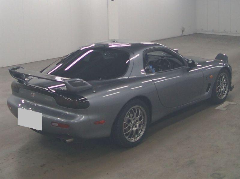 2002 Mazda RX-7 Spirit R Type A 6