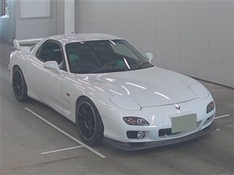 2002 Mazda RX-7 Type R Bathurst Bathurst front