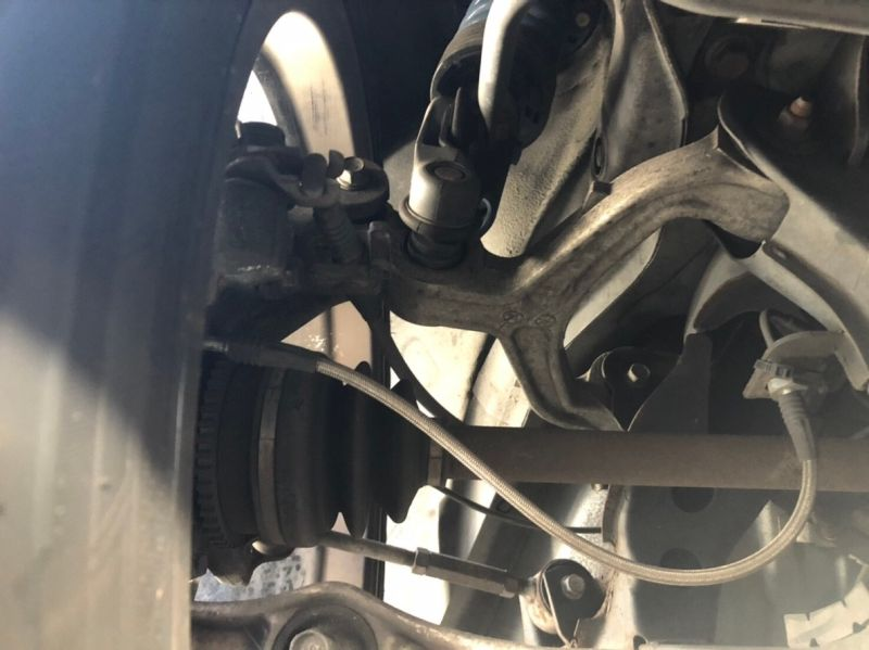 2002 Mazda RX-7 Type R Bathurst suspension