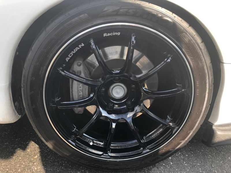 2002 Mazda RX-7 Type R Bathurst wheel
