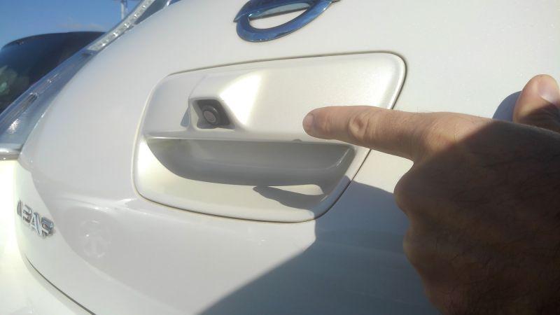 2013 Nissan Leaf G 07