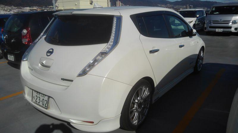 2013 Nissan Leaf G 10