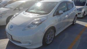 2013 Nissan Leaf G 12