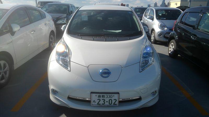 2013 Nissan Leaf G 13