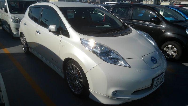 2013 Nissan Leaf G 15