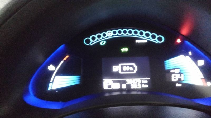 2013 Nissan Leaf G leather 01