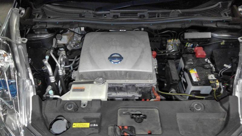 2013 Nissan Leaf G leather 09