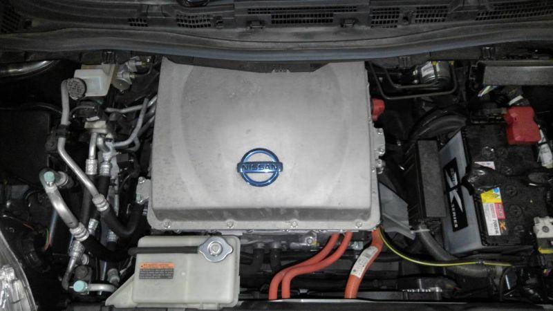 2013 Nissan Leaf G leather 10