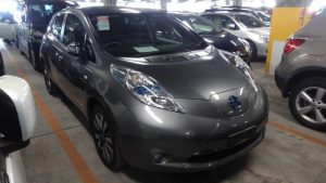 2013 Nissan Leaf G leather 13