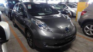 2013 Nissan Leaf G leather 13